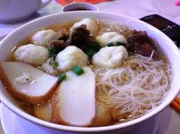 Fish Ball Noodle