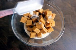Homemade Twix Candy Bars - Sweet and Salty Treats