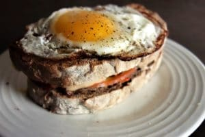 Croque Madame - The Perfect Brunch