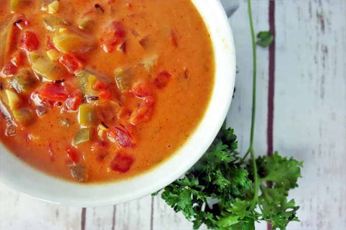 Learn how to make this basic New Orleans Creole (Red) Gravy from scratch!