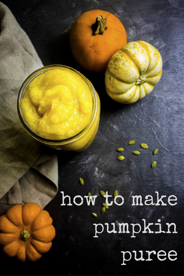 Learn how to make homemade Pumpkin Puree in the slow cooker right in your own home! With all the fall recipes coming up, you want to have a supply of pumpkin puree for all your baking needs. This healthy pumpkin puree has no preservatives or added ingredients, it's just 100% PURE PUMPKIN. Pumpkin puree for babies. Vegan pumpkin recipes. #pumpkinpuree #freshpumpkin #fallrecipes