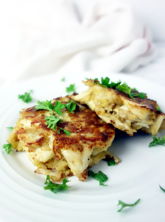 Old Bay Maryland Crab Cakes