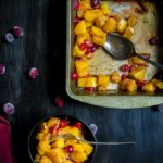 Cranberry Roasted Butternut Squash