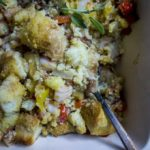 Spicy Jambalaya Cornbread Stuffing Recipe